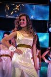 Girls at Miss Ukraine Stock Photo