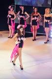 Girls at Miss Ukraine Stock Image