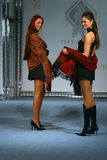 The girls - models Stock Image