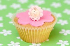 Girls Pink Cake Stock Images