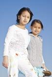 Girls portrait Stock Photo