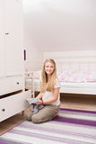 Girls room Stock Photography