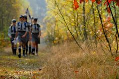 Girls scouts Royalty Free Stock Photo