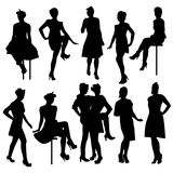 Girls Royalty Free Stock Photo