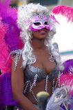 Carnival parade - Quarteira Stock Images