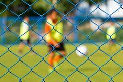Girls soccer Royalty Free Stock Photo