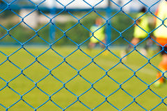 Girls soccer Royalty Free Stock Images