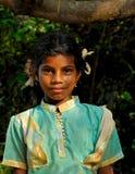 girly νότιες νεολαίες της Ινδίας Στοκ Φωτογραφίες
