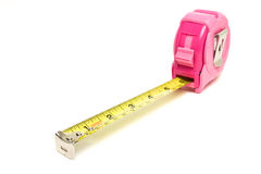Girly measure Royalty Free Stock Image