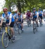 Giro 2008 della zona centrale della Nuova Scozia in Bicycle Immagini Stock Libere da Diritti