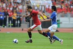 Giro 2009 di Manchester United Asia Immagine Stock