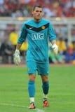 Giro 2009 di Manchester United Asia fotografia stock libera da diritti