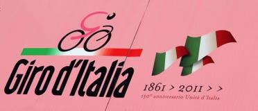 giro 2011 d Италия стоковая фотография rf