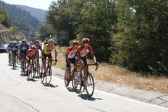 Giro 2011 di Amgen della California Fotografia Stock Libera da Diritti