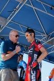 Giro 2012 del George Hincape Amgen della California Fotografia Stock