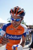 Giro 2012 di Amgen della diga di Laurens dieci della California Fotografia Stock Libera da Diritti