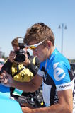 Giro 2012 di Heinrich Haussler Amgen della California   Fotografia Stock
