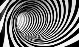 Giro abstracto ilustración del vector