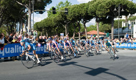 Giro d'Italia Stock Photography