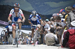 Giro d'Italia Royalty Free Stock Photography