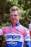 Giro d'Italia 2009 - Damiano Cunego Stock Photos