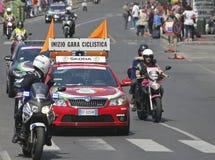Giro d'Italia 2011 Stock Photography