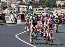 Giro d'Italia 2011 Royalty Free Stock Photo