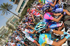 Giro d'Italia 2011 Stock Photography