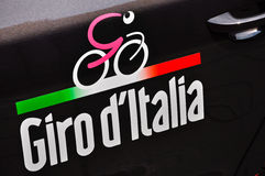 Giro d'Italia 2011 Royalty Free Stock Images