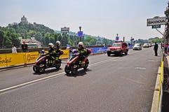 Giro d'Italia 2011 Stock Images