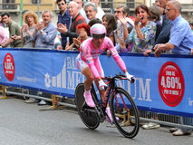 Giro d'Italia 2012 - Joaquim Rodriguez Stock Photography