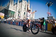 Giro d'Italia Stock Image
