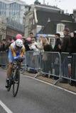 Giro D'Italia in Amsterdam Royalty-vrije Stock Afbeelding