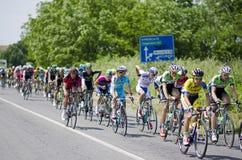 Giro d'Italia 2014 Royalty Free Stock Image