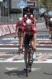 Giro D'Italia D'Italia° Giro 98° Стоковое Изображение