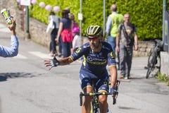 Giro d`Italia 2017 Royalty Free Stock Image