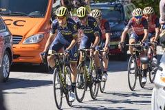 Giro d`Italia 2017 Stock Images