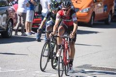 Giro d`Italia 2017 Royalty Free Stock Photo