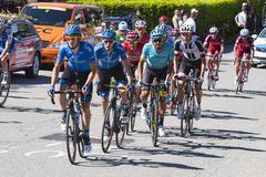 Giro d`Italia 2017 Stock Image