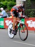 Giro d'Italia Last Race stock image
