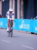 Giro d'Italia Last Race Royalty Free Stock Photography