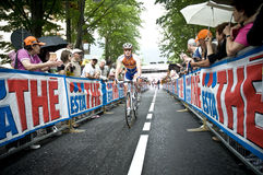 Giro d'Italia: Levico Terme. Giro d'Italia. Location: Levico Terme Stock Images