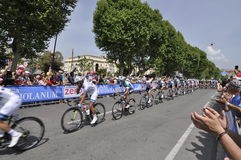Giro d'Italia Royalty Free Stock Photo
