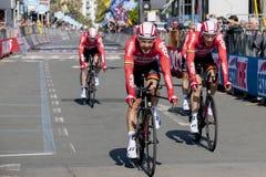 98° Giro D'Italia Stock Photography