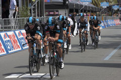 98° Giro D'Italia Stock Photo