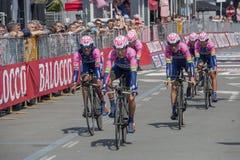 98° Giro D'Italia Royalty Free Stock Photography