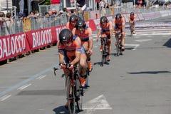 98° Giro D'Italia Stock Photos
