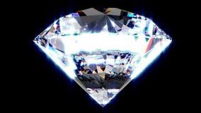 Giro da joia da gema capaz de dar laços ilustração stock