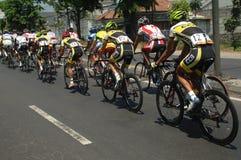 Giro de East Java 2013 Immagini Stock Libere da Diritti