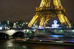 Giro de Eiffel Fotografie Stock